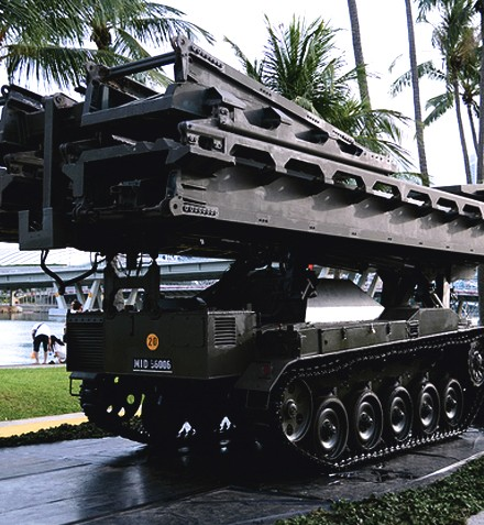 NS45 Army Open House